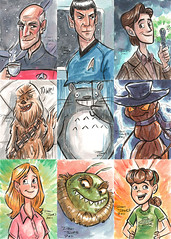 Spacemen, Aliens, and Monsters