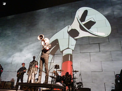 Roger Waters - The Wall (The Crow2) Tags: music rock concert budapest pinkfloyd panasonic thewall koncert zene rogerwaters thecrow2 dmctz6 lastfm:event=1550998 sglued397282