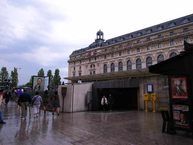 Musée d'Orsay 奧賽博物館