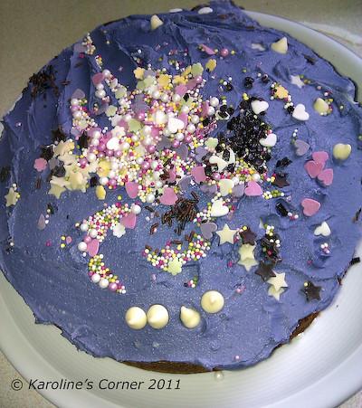 Birthday Cake June 2011