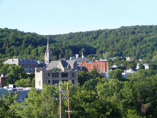 Valley town of Little Falls
