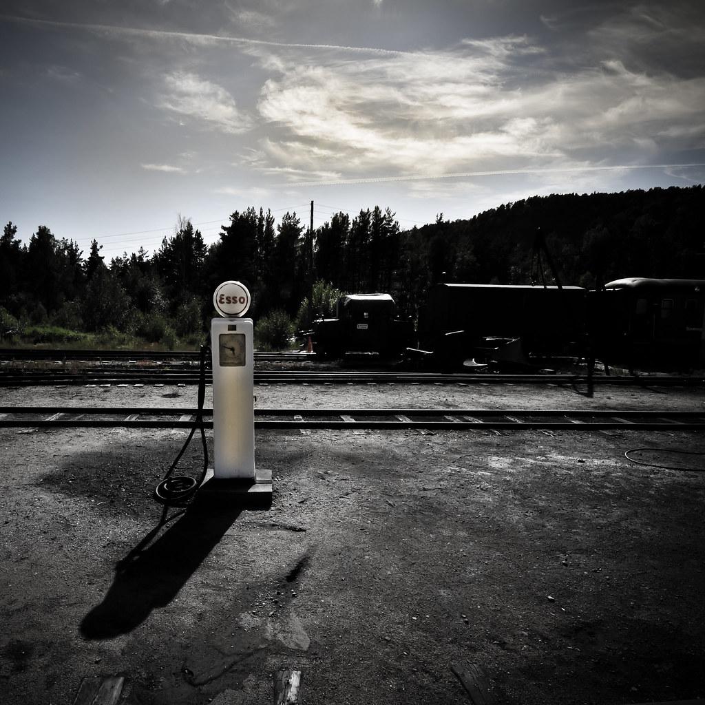 Diesel Pumpr (Explore)