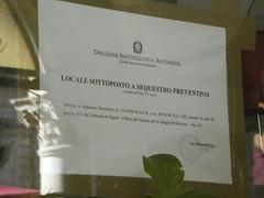 Regina Margherita sequestrato (Radio Citt del Capo) Tags: dia napoli ristorante operazione camorra antimafia fabiocannavaro