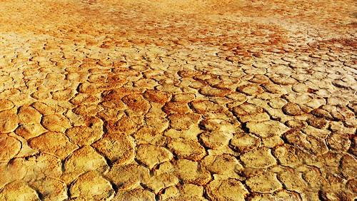 Imagen desertificación
