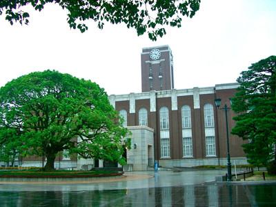京都大学 大学院地球環境学室