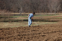 "Steve Creating Furrows <a style=""margin-left:10px; font-size:0.8em;"" href=""http://www.flickr.com/photos/91915217@N00/13943181995/"" target=""_blank"">@flickr</a>"