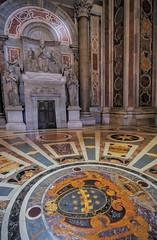 No. 0956 St. Peter's Basilica (H-L-Andersen) Tags: italy pope vatican rome roma church canon basilica vaticano holy rom 1740mm stpetersbasilica 6d katholic holysanctuary canoneos6d hlandersen