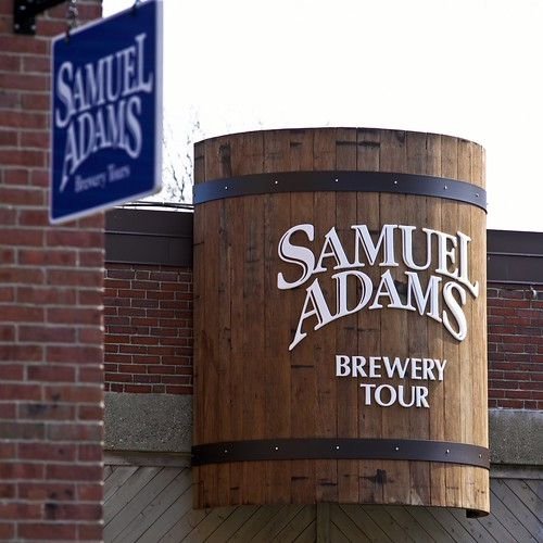 Samuel Adams by Massachusetts Office of Travel & Tourism, on Flickr