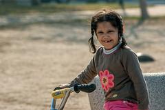 My baby Sarah (Azarbhaijaan) Tags: baby girl beautiful sarah child pentax kuwait salmiya baghdadi pentaxk10d azharmunir drpanga