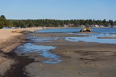 028A2290 (Byskan) Tags: sea river coast spring sweden may baltic resort sverige hav maj vr kust havsbad byske byskelven bottenhavet byskanse byskan
