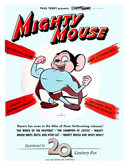 mighty mouse (Al Q) Tags: century mouse fox mighty 20th