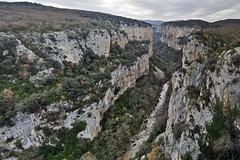 Foz de Arbaiun (Ullsclucs) Tags: landscape rocky mountain autumn forest navarra spain nikon d90