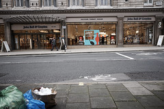 20160928T15-21-30Z-DSCF4223 (fitzrovialitter) Tags: geotagged fitzrovia fitzrovialitter camden westminster rubbish litter dumping flytipping trash garbage london urban street environment streetphotography westend peterfoster documentary fuji x70 fujifilm gpicsync captureone