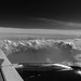 Beautiful Clouds to Take in on a Flight (Black & White)