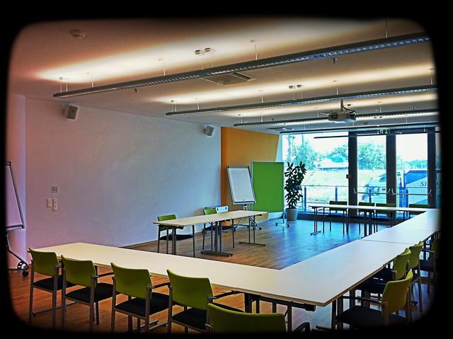 einer der Seminar- und Workshopräume