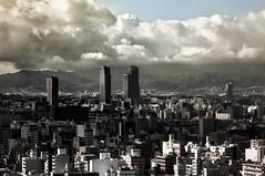 Beautiful 大阪 (Simone Maroncelli) Tags: city japan pentax osaka kansai giappone hdr nihon citta k20d simonemaroncelli