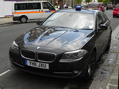 London Fire Brigade | BMW 530D |  Officers Car | Operations Review Team | YH11 JXU (EmergencyVehiclePics1) Tags: new blue rescue london race fire lights pier video amazing call respect bell fast run led pump yelp and leds service ladder brand command siren lambeth brigade callout shout unit 999 wail on the bullhorn twotone lifesavers strobes airhorn lfb