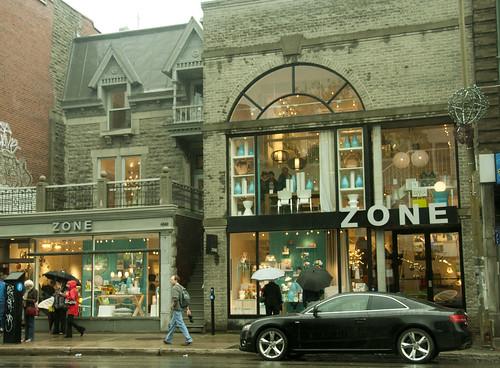 Zone MOntreal