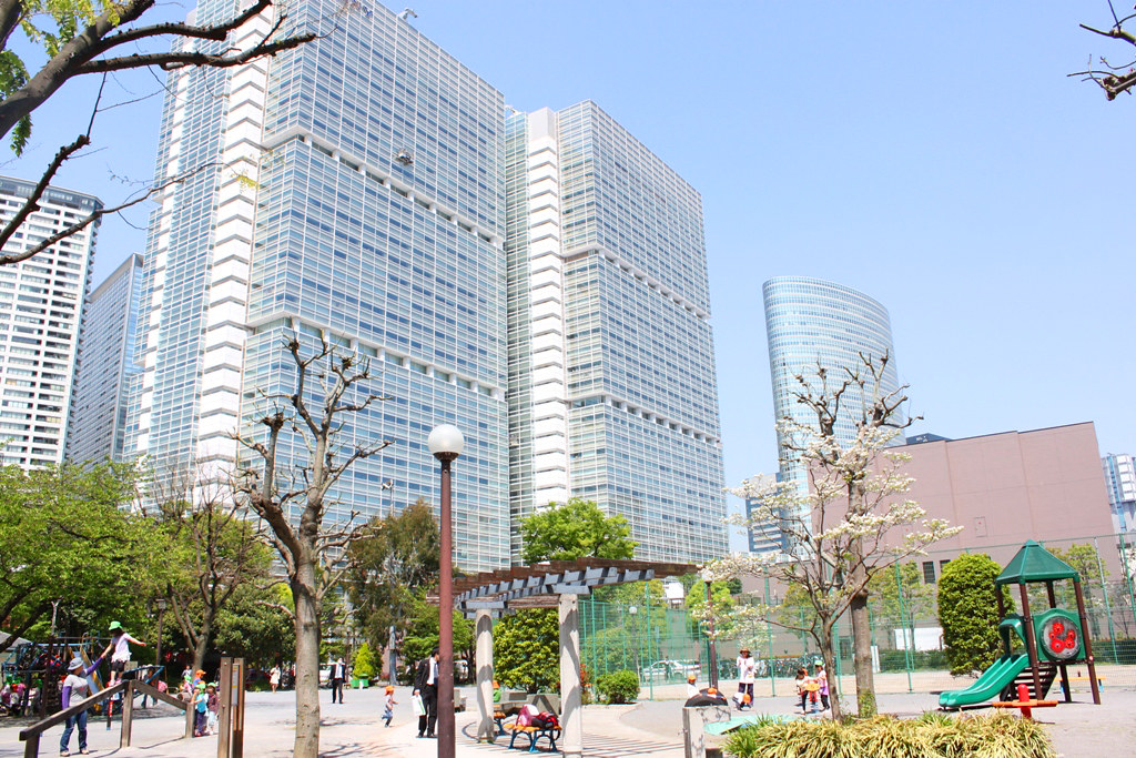Shinagawa walking guide (4)