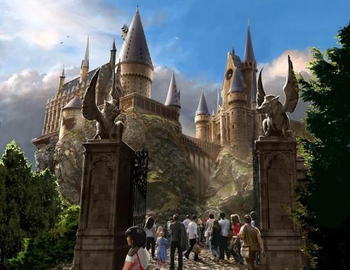 Harry-Potter-Theme-Park-HogwartsExterior