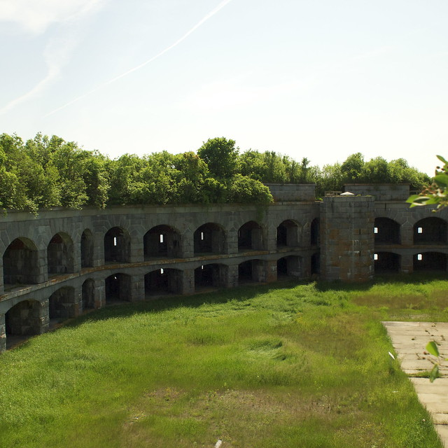 fort gorges.