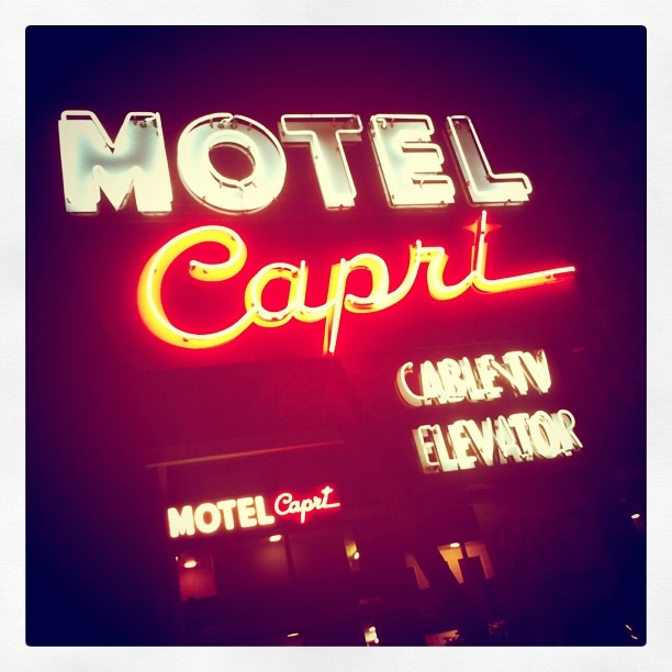 Motel Capri, San Francisco