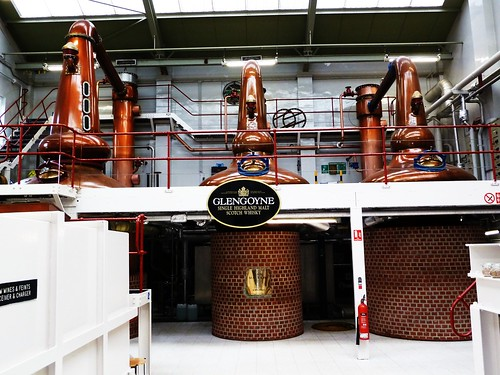 Glengoyne Whisky Distillery,