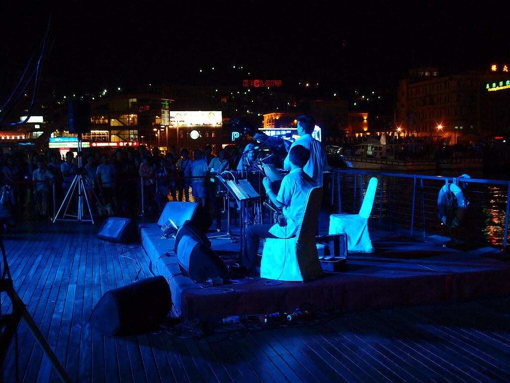 [XZ-1]2011基隆市夏至關燈音樂會