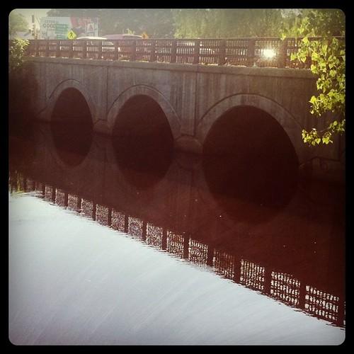 Riverdale Park: Cawley Memorial Bridge