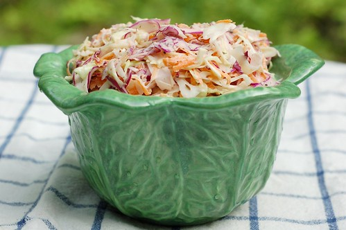 Coleslaw by Eve Fox, Garden of Eating blog, copyright 2011