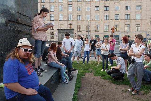 Mayakovsky reading-9768