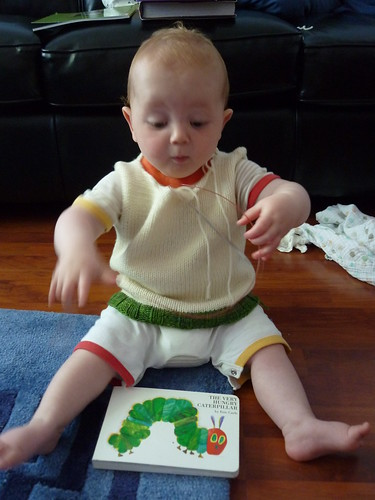 Very Hungry Caterpillar Jumper