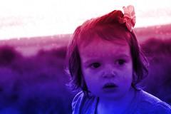Trip to Gearhart (pete4ducks) Tags: travel blue red portrait white beach oregon child oregoncoast madelyn picnik mady gearhart 2011 bokehstars