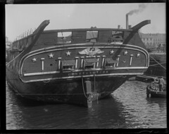 USS Constitution (Boston Public Library) Tags: maritime oldironsides ussconstitution frigates lesliejones