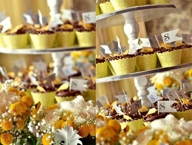 Bouquets and Cupcakes