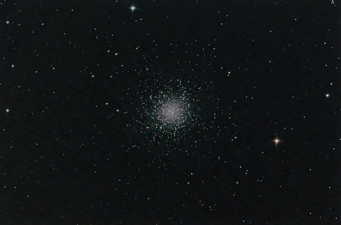 M13 - Great Cluster in Hercules