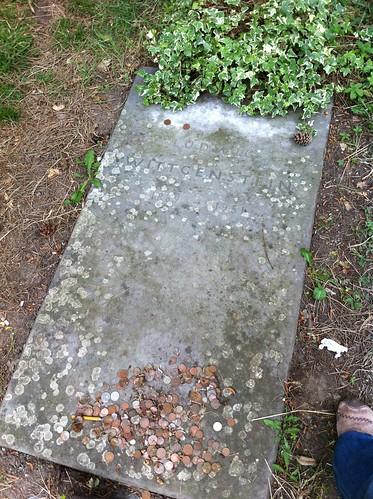 Wittgenstein's Grave