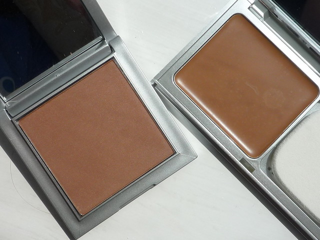 Sue Devitt Bronzing pressed powder and gel