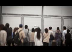 Farewell (soshiro) Tags: japan canon tokyo airport  haneda  ef135mmf2l eos5dmarkii