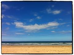 Bamburgh Beach...