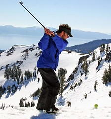 - Alpine Snow Golf Courtesy