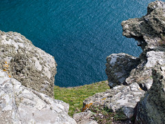 Cliff edge (JmGpHoToS) Tags: k tintagel