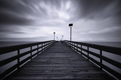 20120509_Long Exposure_dock_after (Dennis Cluth) Tags: lake dock nikon long exposure monotone d90
