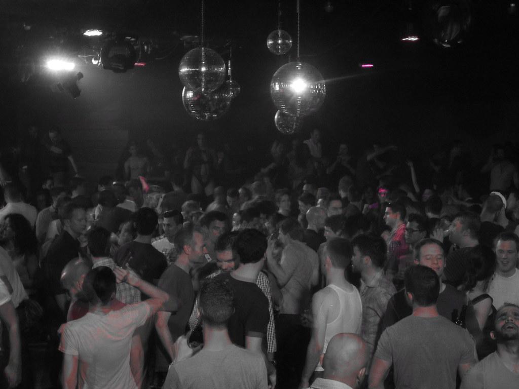 Tracks gay club washington dc