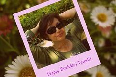 Teteel's Birthday (Mavrokirkinezo) Tags: happy 21 may bitrhday teteel