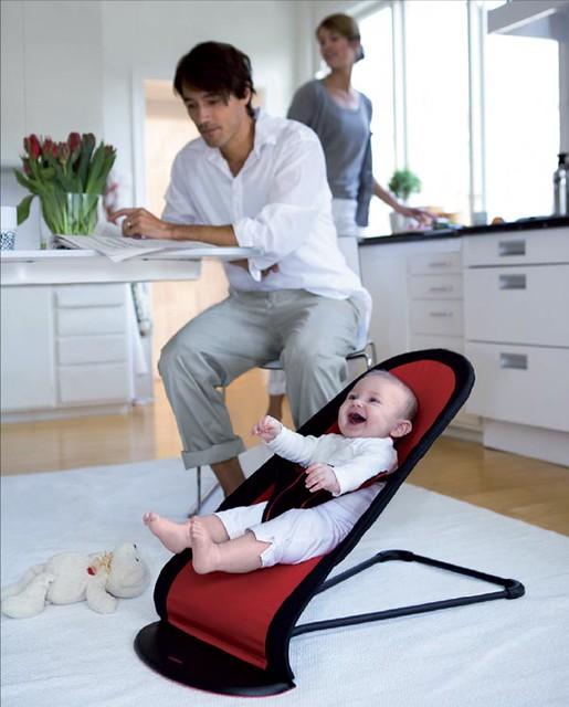 BABYBJÖRN BabySitter Balance 婴儿平衡摇椅$139.99