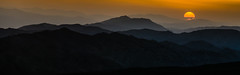 (Esmaeel Bagherian) Tags: sunset mountain silence