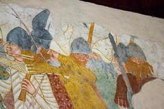 Castello di Avio (massigrillo) Tags: castle castello fresco trentino medioevo middleage affresco avio 2014 castellodiavio