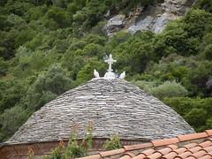 Evangelistria Kloster (hardy2408) Tags: segeln sporaden