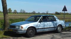 1991 Chrysler Saratoga  2.5I AUT.U9 (peterolthof) Tags: chrysler saratoga zx97gs sidecode4 peterolthof